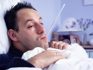 catch the flu
