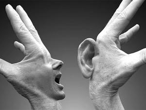 deaf mute