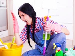 do housework