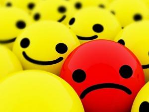 great sadness