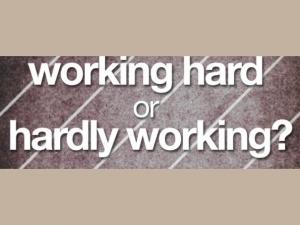 hardly