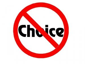 have no option