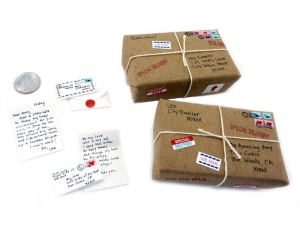 mail and parcel service