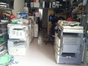 photocopy store