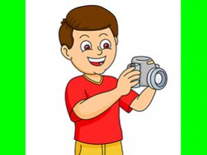 take photographs